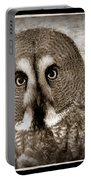 Owls Eyes -vintage Series Portable Battery Charger
