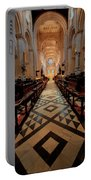 Oxford Cathedral Nave Portable Battery Charger