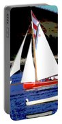 Oyster Boats Portable Battery Charger
