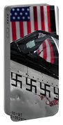 P 51 Mustang Portable Battery Charger