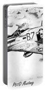 P51d Mustang Portable Battery Charger