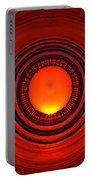 Pacific Beach Pier Sunset - Abstract Portable Battery Charger