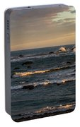Pacific Ocean After The Storm Portable Battery Charger