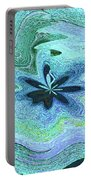 Pacific Ocean After Warping Portable Battery Charger