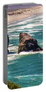 Pacific Ocean Shore Portable Battery Charger