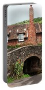 Packhorse Bridge At Allerford Portable Battery Charger