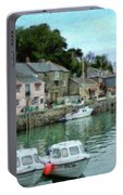 Padstow Harbour - P4a16021 Portable Battery Charger