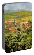 Paesaggio Toscano Portable Battery Charger