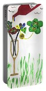 Paint By Wine Portable Battery Charger