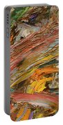 Paint Number 41 Portable Battery Charger by James W Johnson