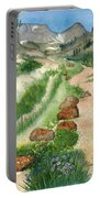 Paintbrush Trail Portable Battery Charger