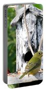 Painted Buntings Portable Battery Charger