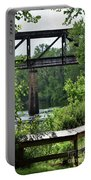 Painted Congaree Four Portable Battery Charger