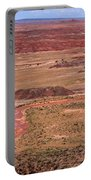 Painted Desert #3 Portable Battery Charger