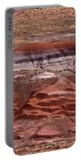 Painted Desert #7 Portable Battery Charger