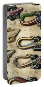 Painted Geckos Portable Battery Charger