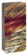 Painted Hills Contour Portable Battery Charger