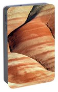 Painted Hills Stripes Portable Battery Charger