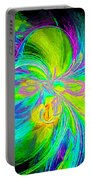 Painted Illusion Portable Battery Charger