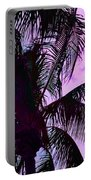 Painted Palms 4 Portable Battery Charger