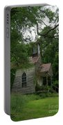Painted St. Simons Church Portable Battery Charger