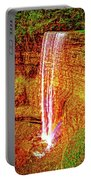 Painted Tews Falls					 Portable Battery Charger