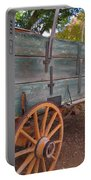 Painted Wagon Portable Battery Charger