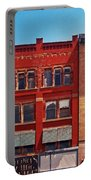 Painting The Town Red Portable Battery Charger