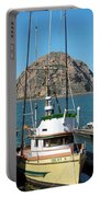 Painting The Trudy S Morro Bay Portable Battery Charger