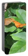 Pair Of Butterflies Portable Battery Charger