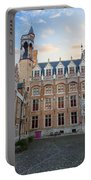 Palace Of Gruuthuse In Brugge Portable Battery Charger