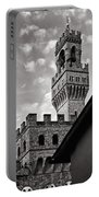 Palazzo Vecchio Tower Portable Battery Charger