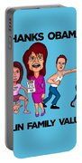 Palin Family Values Portable Battery Charger