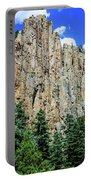 Palisades - Cimarron Canyon State Park - New Mexico Portable Battery Charger