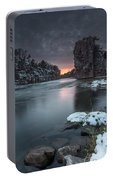 Palisades First Snow Portable Battery Charger