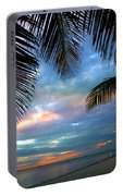Palm Curtains Portable Battery Charger