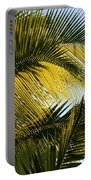 Palm Detail Portable Battery Charger