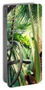 Palm House Pulley Portable Battery Charger