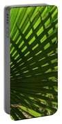 Palm Pattern No.1 Portable Battery Charger