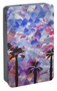 Palm Springs Sunset Portable Battery Charger