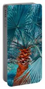 Palm Tree Portable Battery Charger