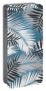 Palm Trees 10 Portable Battery Charger