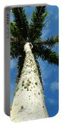 Palm Trees Portable Battery Charger