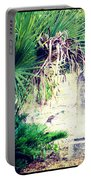 Palmetto And Head Stone Portable Battery Charger