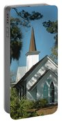 Palmetto Bluff Chapel Portable Battery Charger