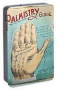 Palmistry Guide Portable Battery Charger