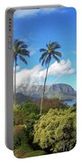 Palms At Hanalei Portable Battery Charger