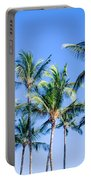Palms In Living Harmony Portable Battery Charger