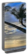 Palms Of Kaanapali Portable Battery Charger