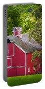 Palouse Barn Number 9 Portable Battery Charger